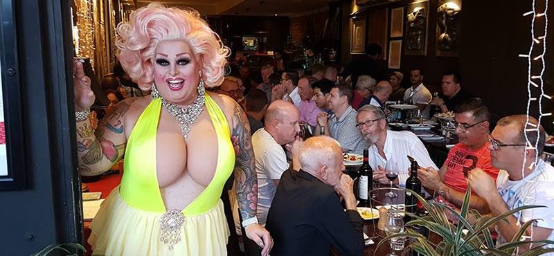 Belloccio gay restaurant Sydney