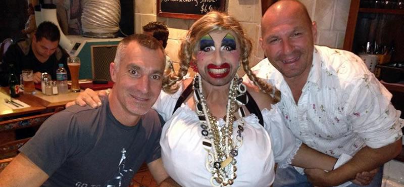 Maggie's gay restaurant Sydney