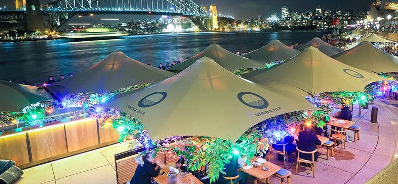 Opera Bar restaurant Sydney
