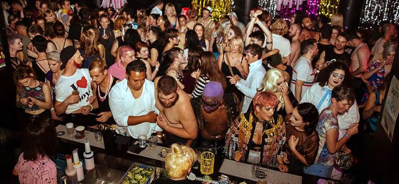 The Imperial Hotel gay bar Sydney