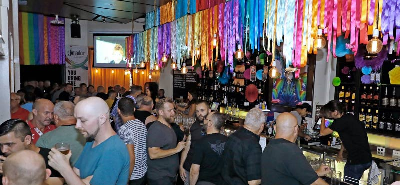 Bear Essentials Sydney Opening Night