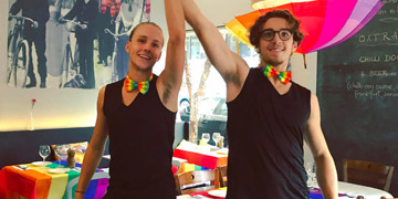 Sydney gay friendly restaurants